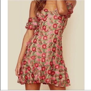 For Love and Lemons Amelia Dress